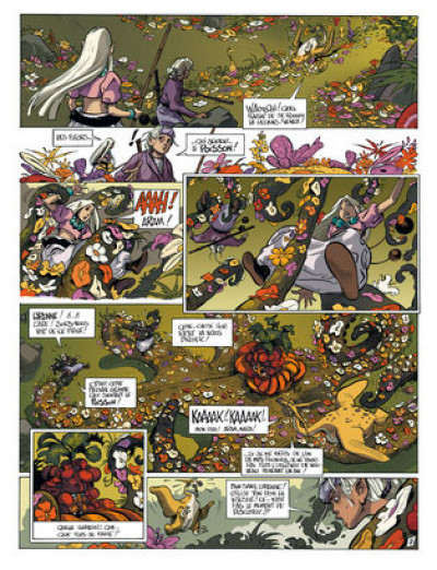 Page 7 Les jumeaux magiques