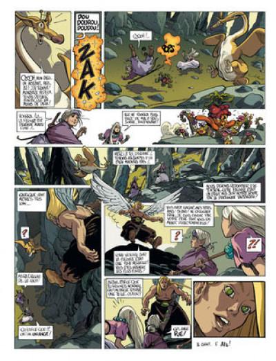 Page 8 Les jumeaux magiques