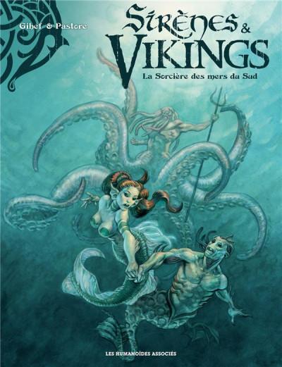 Couverture Sirènes et vikings tome 3