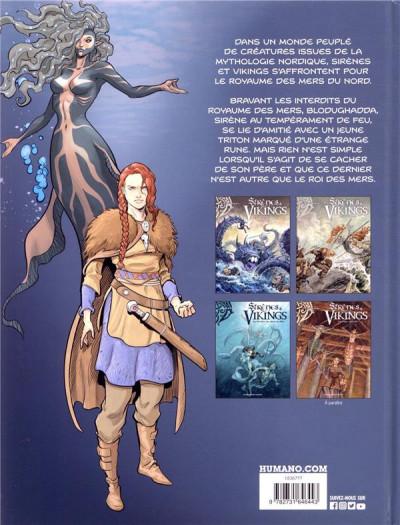 Dos Sirènes et vikings tome 3