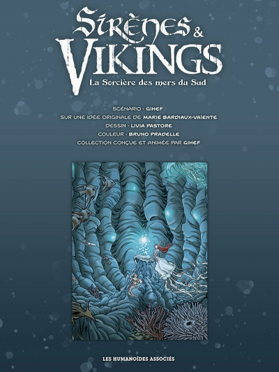 Page 3 Sirènes et vikings tome 3