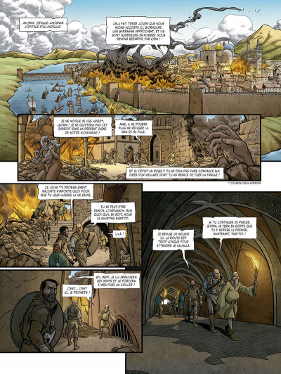 Page 5 Sirènes et vikings tome 3