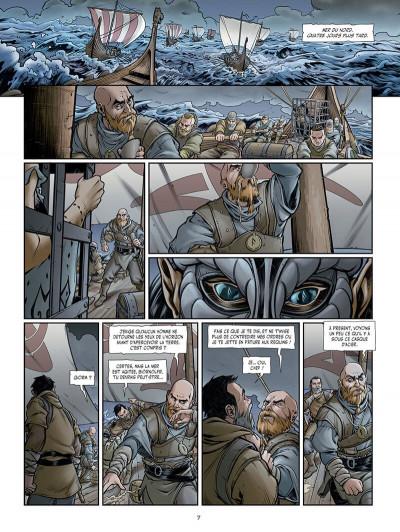 Page 7 Sirènes et vikings tome 3
