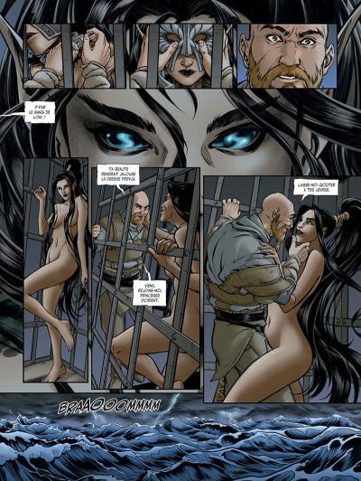 Page 8 Sirènes et vikings tome 3