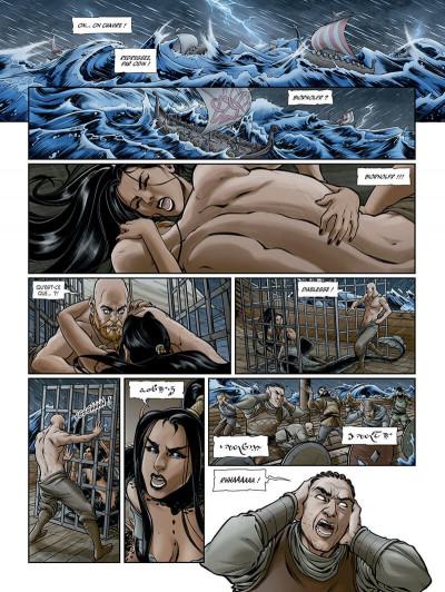 Page 9 Sirènes et vikings tome 3