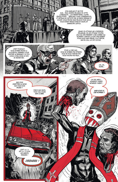 Page 1 Bedlam tome 2