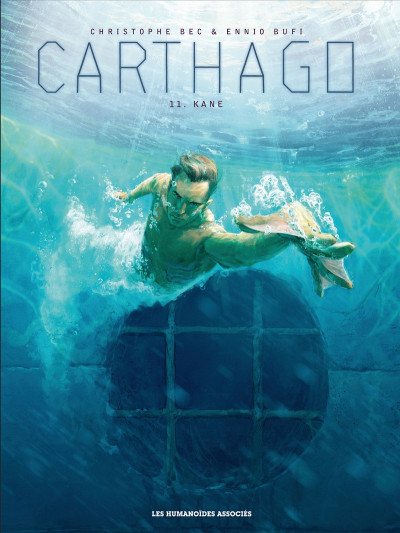 Couverture Carthago tome 11