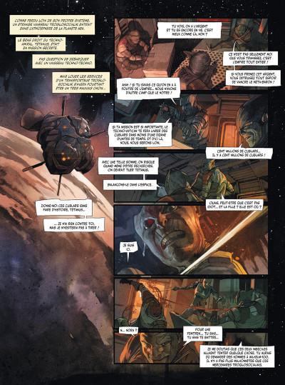 Page 4 Méta-Baron - Coffret tome 1 + tome 2