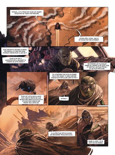 Page 5 Méta-Baron - Coffret tome 1 + tome 2