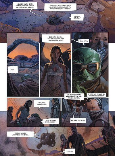Page 8 Méta-Baron - Coffret tome 1 + tome 2