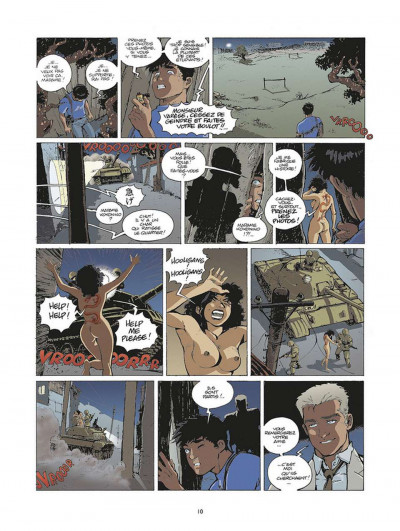 Page 2 Olivier Varèse ; Kokonino world