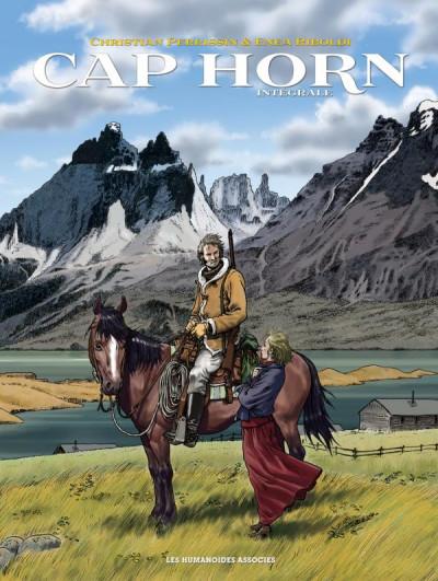 Couverture Cap Horn - intégrale