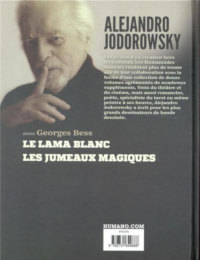 Dos Jodorowsky 90 ans tome 3