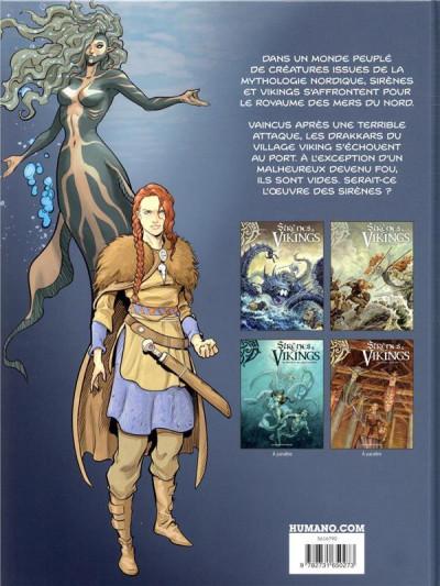 Dos Sirènes et vikings tome 2
