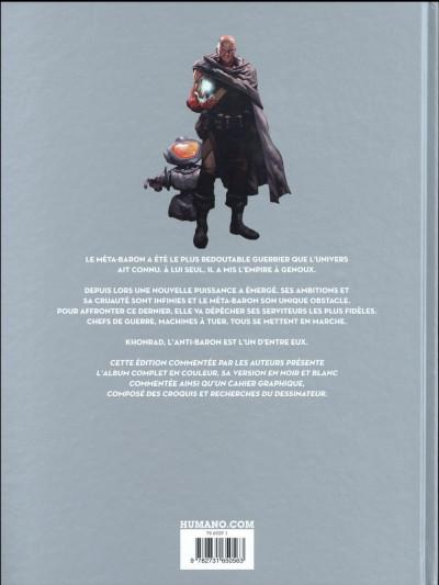 Dos Méta-Baron - édition de luxe tome 2