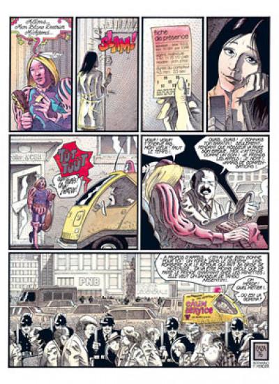 Page 4 Scènes de la vie de la banlieue