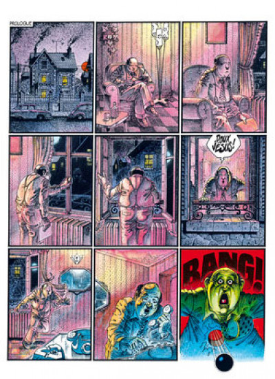 Page 5 Scènes de la vie de la banlieue