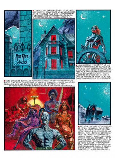 Page 7 Scènes de la vie de la banlieue
