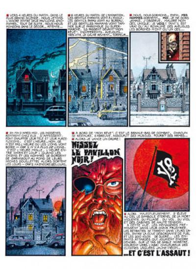 Page 8 Scènes de la vie de la banlieue