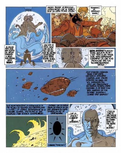 Page 2 l'incal tome 2 - l'incal lumière - luxe