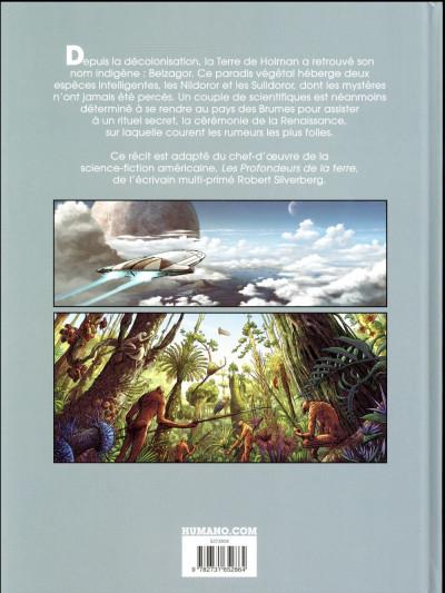 Dos Retour sur Belzagor tome 1 + ex-libris offert