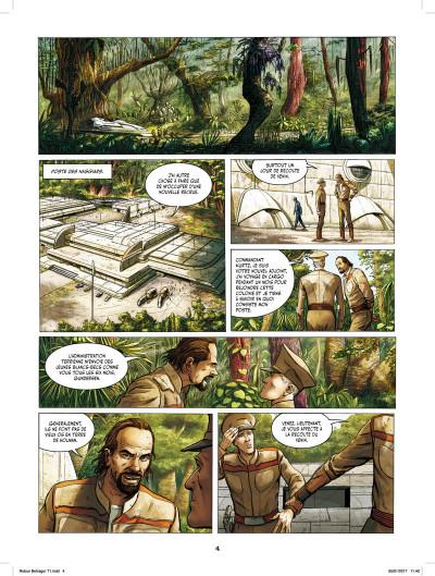 Page 2 Retour sur Belzagor tome 1 + ex-libris offert