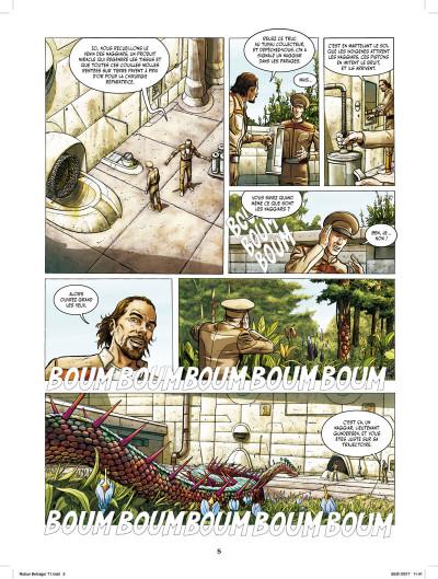 Page 3 Retour sur Belzagor tome 1 + ex-libris offert