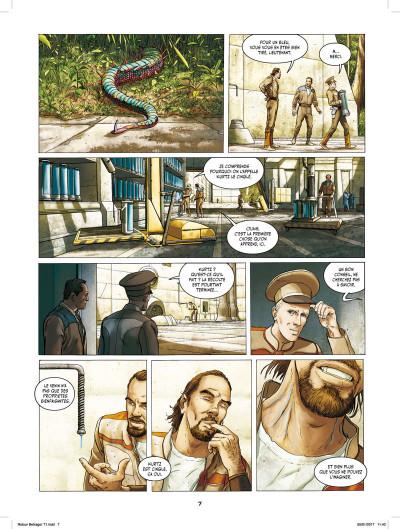 Page 5 Retour sur Belzagor tome 1 + ex-libris offert