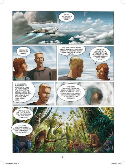 Page 7 Retour sur Belzagor tome 1 + ex-libris offert