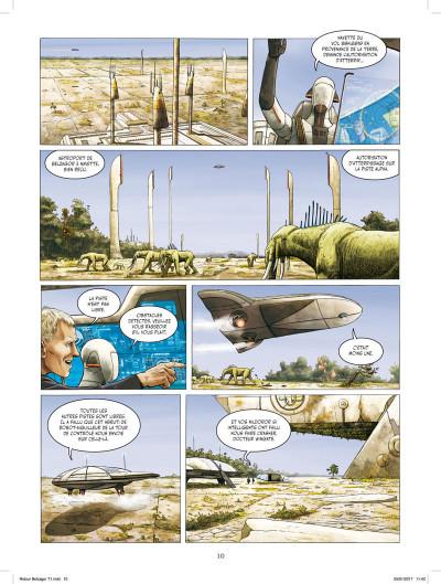 Page 8 Retour sur Belzagor tome 1 + ex-libris offert