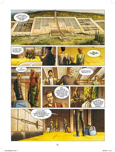 Page 9 Retour sur Belzagor tome 1 + ex-libris offert