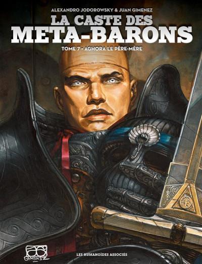 Couverture La Caste des Méta-Barons tome 7 - édition 2015
