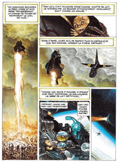 Page 1 La Caste des Méta-Barons tome 7 - édition 2015