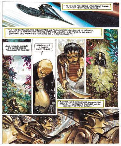 Page 2 La Caste des Méta-Barons tome 7 - édition 2015