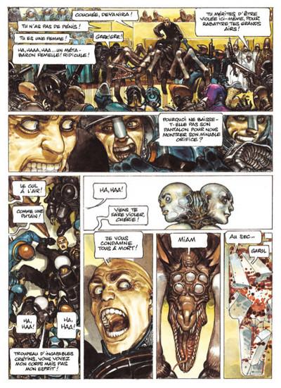 Page 3 La Caste des Méta-Barons tome 7 - édition 2015