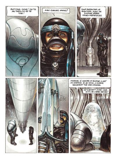 Page 4 La Caste des Méta-Barons tome 7 - édition 2015