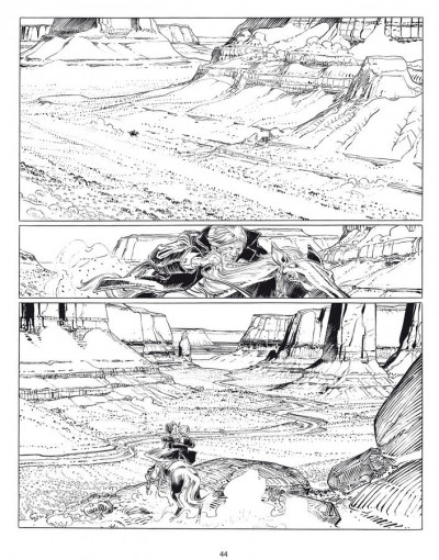 Page 4 bouncer tome 1 et tome 2 - édition luxe n&b