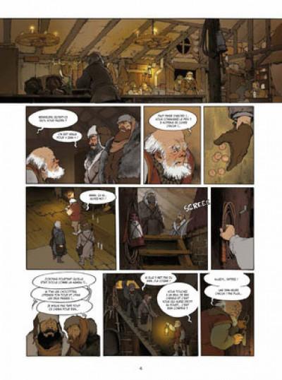 Page 2 Carthago adventures tome 5 + ex-libris offert