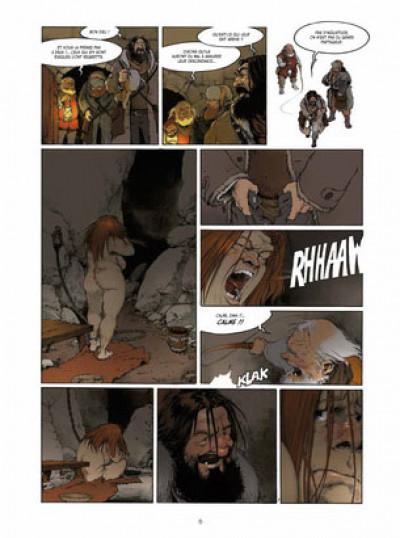 Page 3 Carthago adventures tome 5 + ex-libris offert