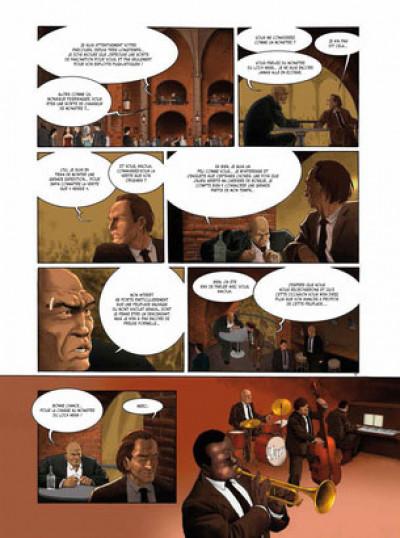 Page 8 Carthago adventures tome 5 + ex-libris offert