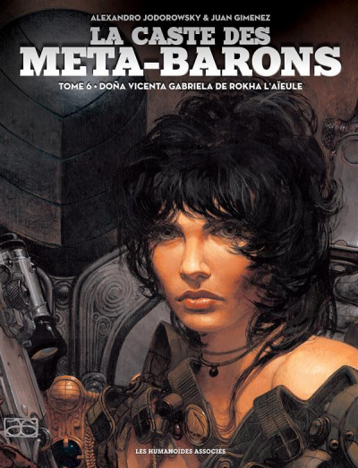 Couverture La Caste des Méta-Barons tome 6 - édition 2015