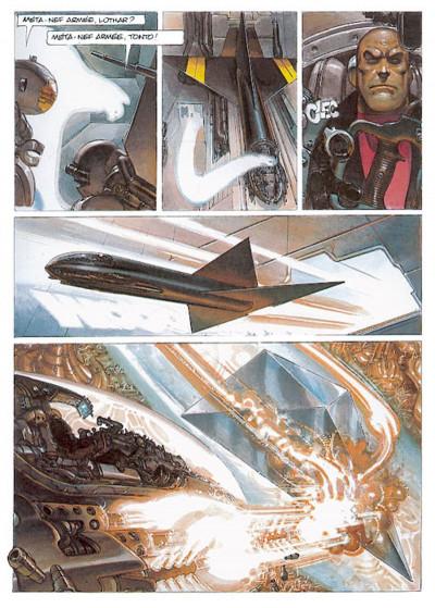 Page 1 La Caste des Méta-Barons tome 6 - édition 2015