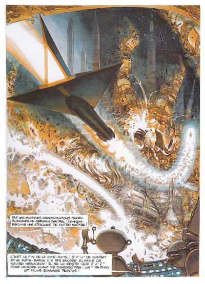 Page 2 La Caste des Méta-Barons tome 6 - édition 2015