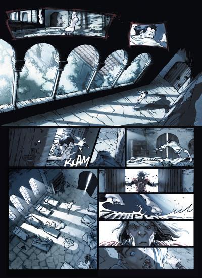 Page 3 le manoir des murmures ; intégrale