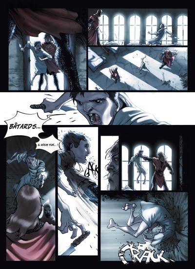 Page 4 le manoir des murmures ; intégrale