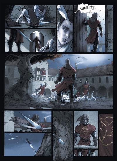 Page 5 le manoir des murmures ; intégrale