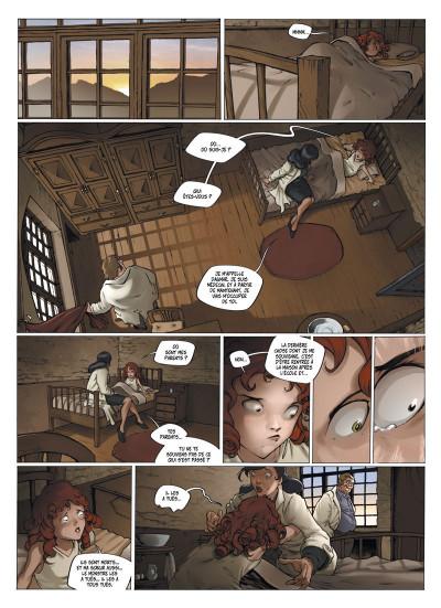 Page 9 le manoir des murmures ; intégrale