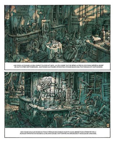 Page 4 Le Bibendum céleste - Intégrale