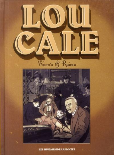 Couverture Lou Cale - Intégrale 40 ans