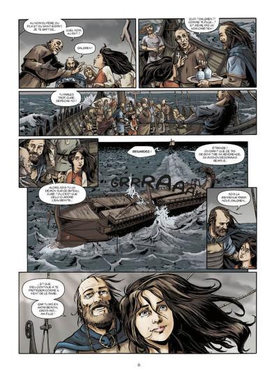 Page 4 Millénaire tome 6